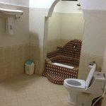 Arabian style bathroom