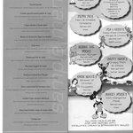 lunch menu + kids