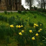 Gardens at Hoghton Tower