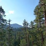environ du Lake Tahoe