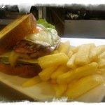 The ultimate classic belly buster steak sanga