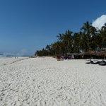 Der Strand erklärt sich von selbst