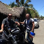 RIDING IN PARADISE WITH DOMINICAN RIDERS