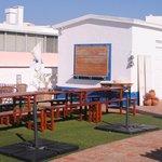 Rooftop/terrace