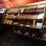 Cigar trolley