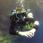 Tec dive course