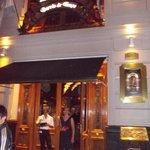 In Front of La Ventana Tango Show