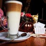 Superb Latte Macchiato :))