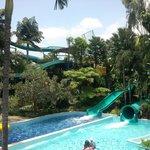 Foto Wahana Air The Jungle Waterpark