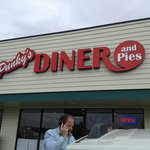 Found Pie and a great little diner