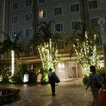 ホテルグランビュー正面玄関