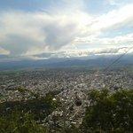 vista de la ciudad de salta