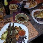 Good kebabs and meze