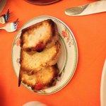 Gluten free toast!