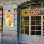 Govinda shop front