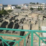 Over view of Herculaneum