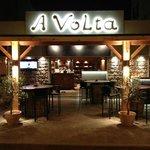Bar à vin A VOLTA