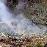 Lots of sulfur!