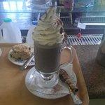 Full works hot chocolate!
