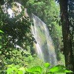 First waterfall sight.