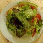 Beilagensalat mit Melone