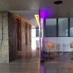 Lobby at Lv35 reception