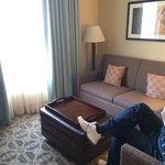 Nice furnishings