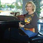 En la zona ludica junto al piano