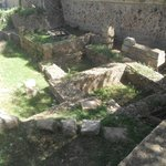 St Mary of Zion: remnants of 4th Century church
