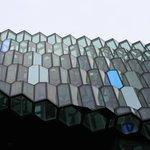 Harpa Konzerthaus - Seitenansicht