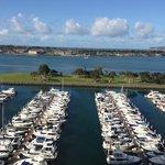San Diego Marina and Coronado Island