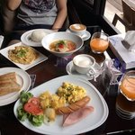 breakfast- homemade style