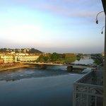 Blick auf den Arno