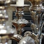 Decorative silver