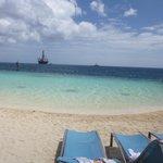 piscina que se proponga en el mar.