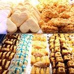 Patisseries marocaines