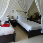 2. Zimmer nach Umzug mit single Betten