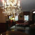 Hotel's lounge