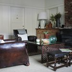 comfortable living room...take a sit and relax!
