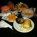 This food was amazing.  The flavor has me wanting more. Next time I'm in Albany I will be stoppi