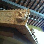 Gorgone al Museo Archeologico di di Castiglion Fiorentino
