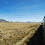Across the Alti Plano