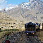 The Train to Puno, La Raya