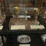 Oggetti Sacri nel Museo della Basilica