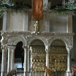 Pulpito della Basilica