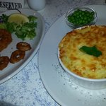 Fish Pie & Calamari