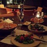 νόστιμο δείπνο
