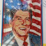 President Reagan made in jelly beans