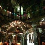 Orleans Grapewine Courtyard