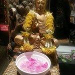 Bouddha thaï